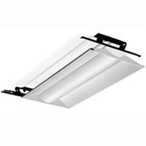 2x4 Troffer Light Fixtures Lithonia Fluorescent Fixture 2x4 Parabolic Troffer Recessed Light Fixture Housings