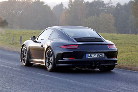 Porsche R 991 by Porsche 911 R Une Gt3 991 224 Boite M 233 Ca