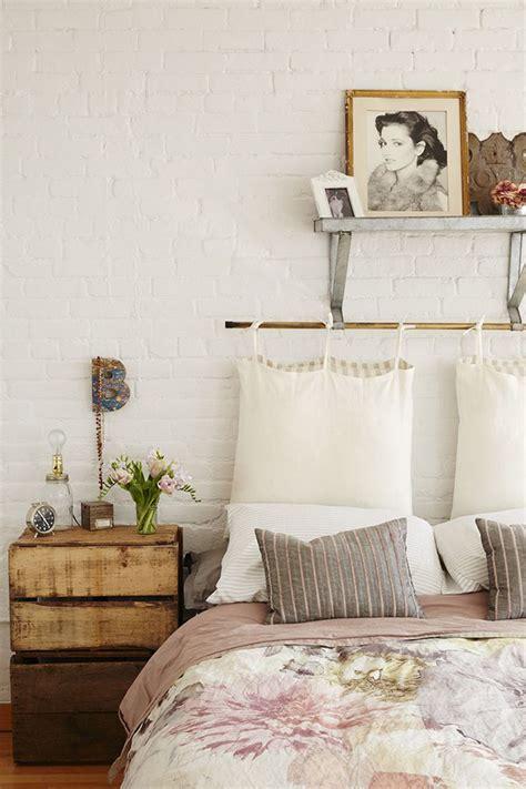 Hanging Cushion Headboards by 11 Stylish Alternatives To A Headboard By Duran