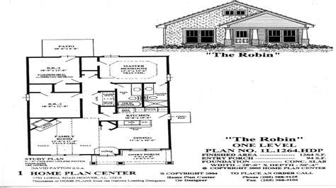 House Plans Single Level by Small Single Level House Plans One Level Living House