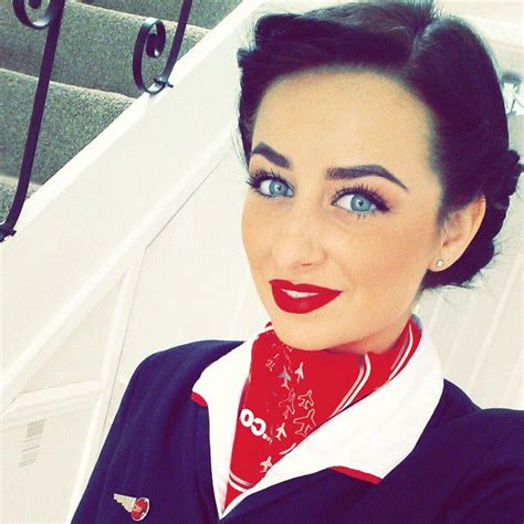 Flight Attendant Hairstyles by 25 Best Ideas About Hairstyles On