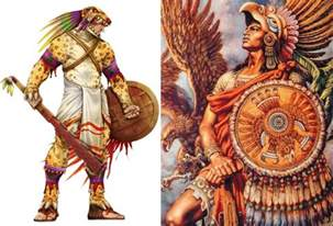 Aztec Jaguar Warrior Aztecs Facts And History About The Ancient And Powerful