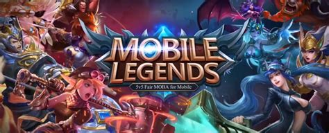 mobile legends new 2018 play mobile legends on pc