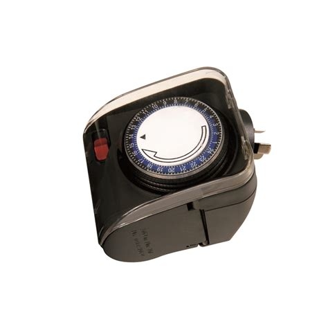 excalibur heavy duty outdoor timer bunnings warehouse