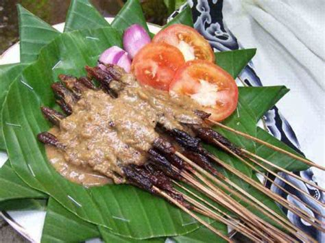 sate indonesian folklore