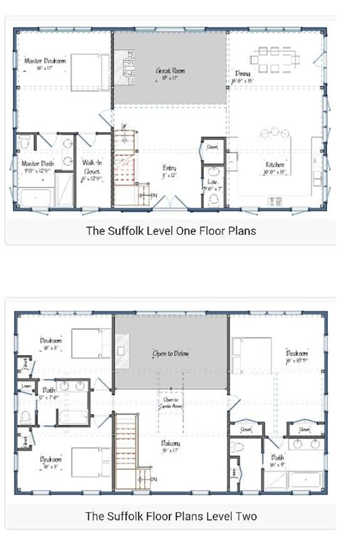 barndominium plans ideas  pinterest barndominium floor plans small home plans
