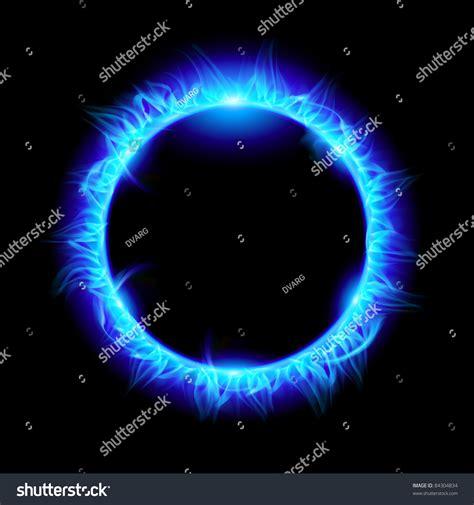Solar Eclipse Address Search Raster Version Blue Solar Eclipse Illustration On Black Background For Design
