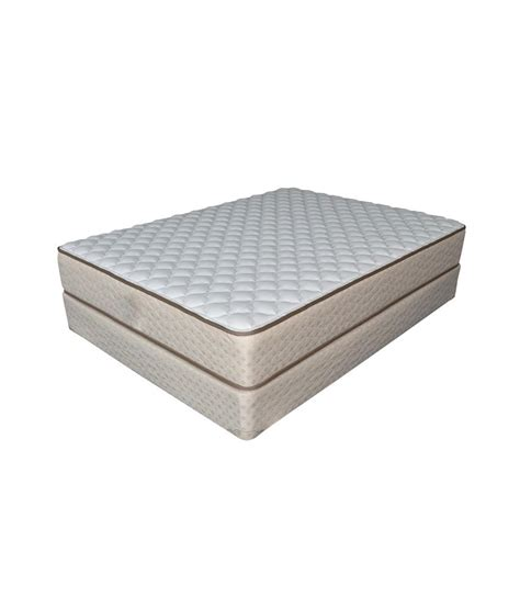 Size Of A Mattress In Inches by Platinum Bed King Size 10 Inch Comfortable White Colour