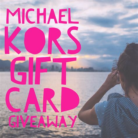 Sell Michael Kors Gift Card - 200 michael kors gift card giveaway ends 6 6 mommies with cents