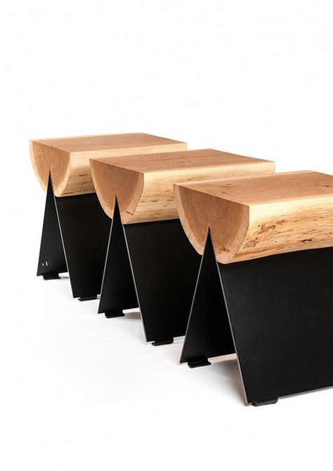 silla tronco lafontdelart decoracion  el interiorismo  productos naturales ecologicos