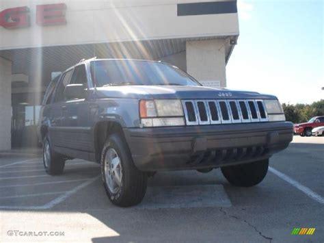1995 medium blue pearl jeep grand laredo 4x4 37638130 gtcarlot car color galleries