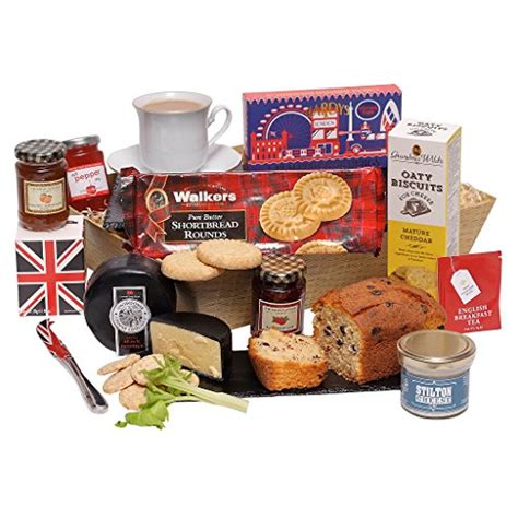 unique cooking gifts great british tastes her london hers english gift baskets the real british food gift