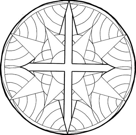 mandala coloring pages christian 18 best images about places to visit on