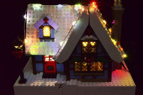 Lego Lights by 10 Light Color Changing Led Light String For The