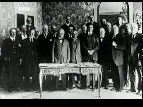 a perfidious distortion of history the versailles peace treaty and the success of the books the treaty of versailles documentary the peacemakers