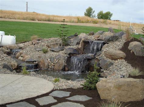 Landscape Design Yakima Water Feautre Designs Sealah Yakima Wa