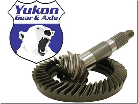 yukon toyota 8 quot 4cyl 5 29 ring and pinion
