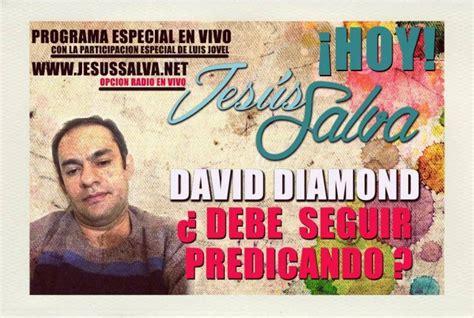 dr david diamond predicador judio los 7 pactos predicador david diamon el escandalo predicador david