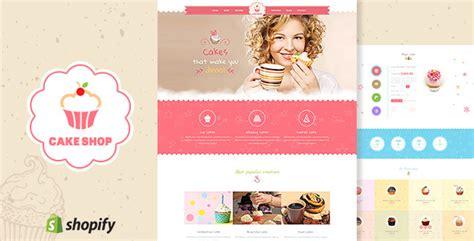 shopify themes bakery cake shop bakery cafe shopify theme themekeeper com