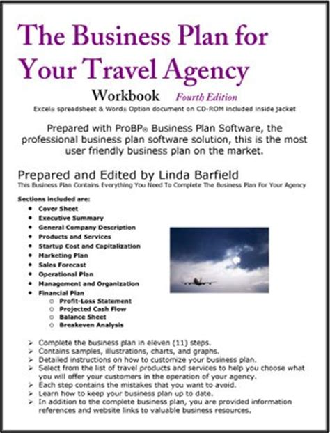 business plan template for travel agency travel agency business plan business plans