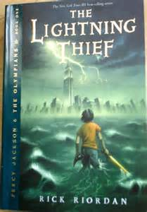 Lightning Thief The Lightning Thief Book Quotes Quotesgram