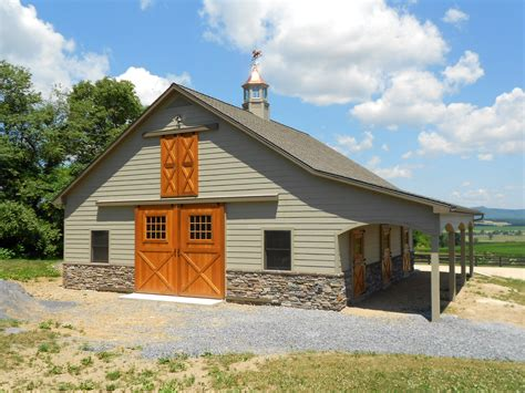 barn plans designs custom pleasure barn precise buildings