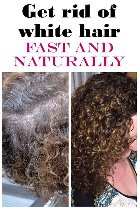 7 Ways To Get Rid Of Hair by 7 Ways To Get Rid Of White Hair White Hair And Hair