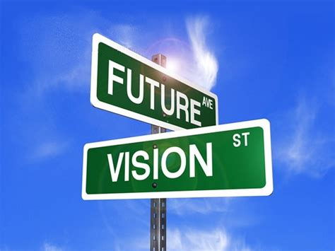 Vision Of The Future where there is no vision internetmonk