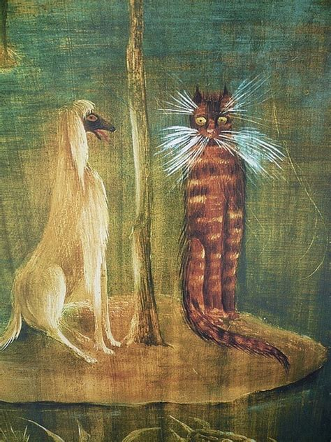 imagenes surrealistas de leonora carrington mejores 81 im 225 genes de leonora carrington en pinterest