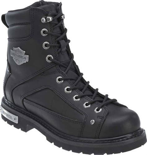 Ap Boots Moto 3 1 harley davidson s abercorn 7 inch black motorcycle