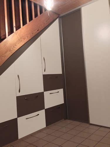 Armoire Sous Escalier by Dressing Sur Mesure Et Chambre