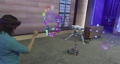 Microsoft Hololens Indonesia masa depan sudah disini inilah microsoft hololens yang canggih winpoin