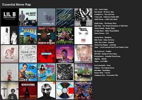rap music board satirical hip hop meme rap know your meme