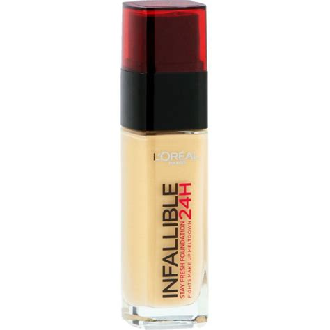 l oreal l oreal infallible 24h stay fresh foundation