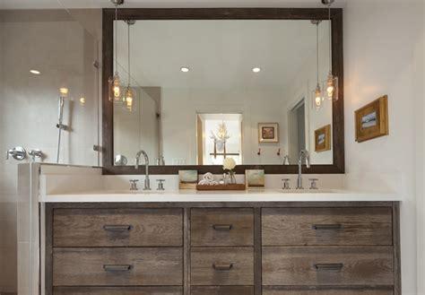 rustic bathroom lighting ideas 17 rustic bathroom vanity designs ideas design trends