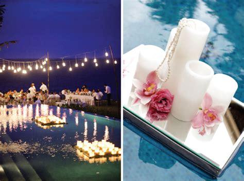 floating pool lights for wedding memorable wedding floating candles great for
