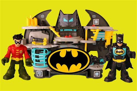 batman jeep toy batman imaginext batcave review compare prices buy online