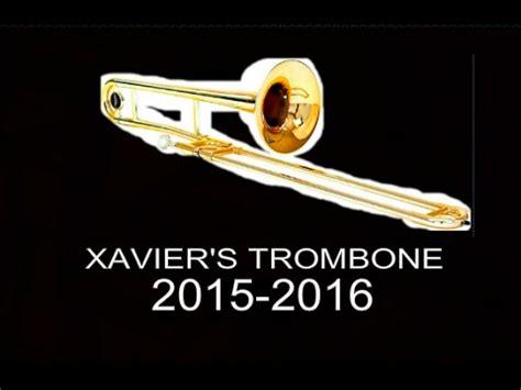 Trombone Memes - rip xavier s trombone 2015 2016 memes youtube