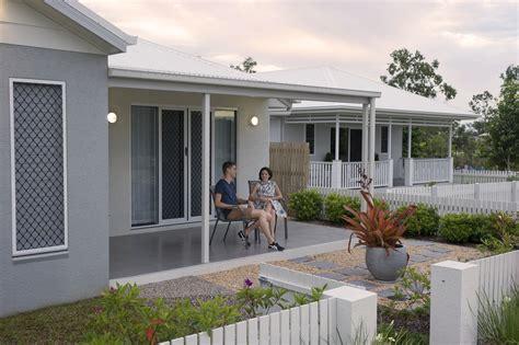 chioning the return of the front verandah jcu australia
