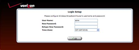 how to reset verizon router admin password image gallery verizon 192 168 1 1 admin
