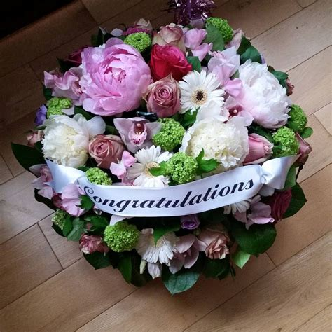 Congratulations Flowers by Congratulations Flowers The Flower Studio