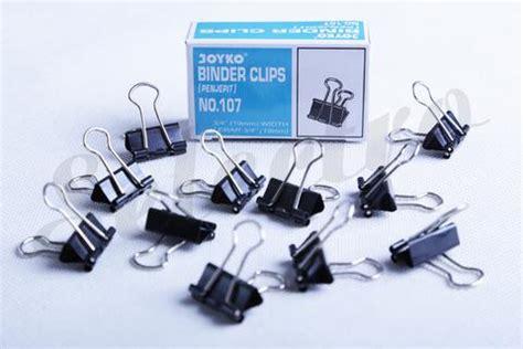 Binder Clip No 260 Joyko binder no 107 joyko selectro indonesia