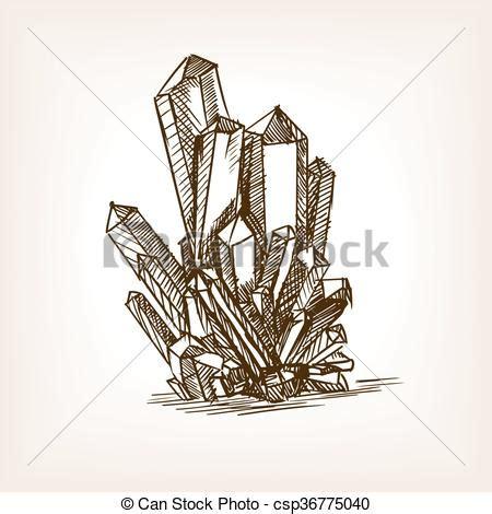 kronleuchter gezeichnet eps vektor kristalle skizze vektor stil abbildung