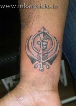 ek onkar tattoo on wrist 48 religious ek onkar tattoos