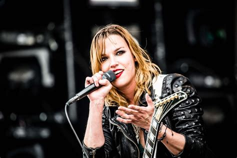 Or Hale Lzzy Hale Halestorm Performs At Pinkpop Festival 2016 In Landgraaf Netherlands Celebzz