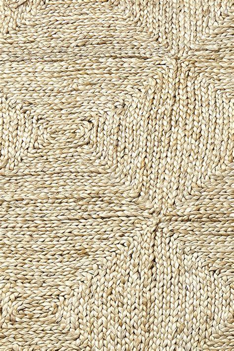patterned jute rug the subtle geometric pattern of the bali jute rug is created by joining diamonds of tightly