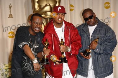 Three 6 Mafia Are Back Academy Award Winners by Paul Beauregard Pictures And Photos