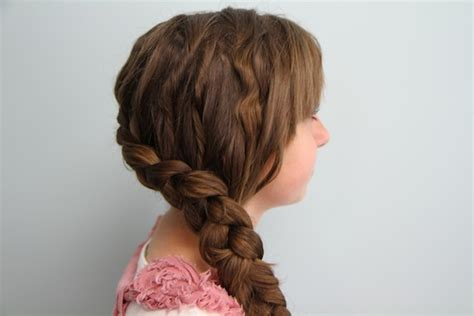 braided hairstyles games authentic katniss braid hunger games special guest
