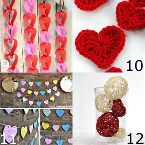 diy valentines decorations diy s day decorations the gracious