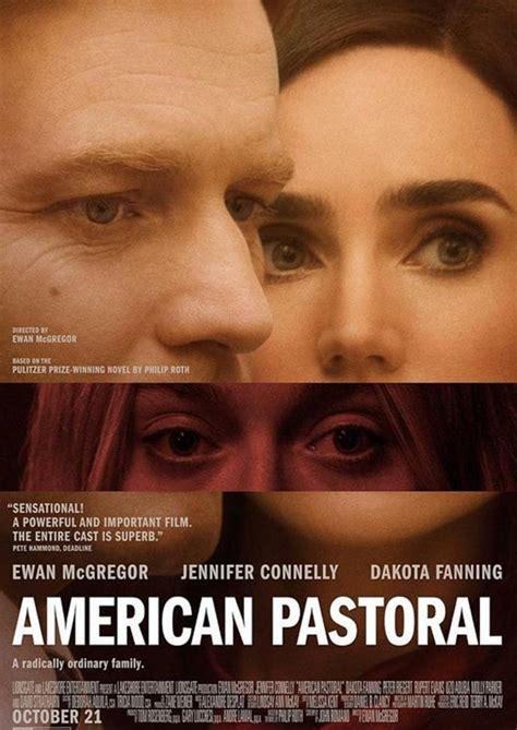 american pastoral pastoral americana 2016 filmaffinity
